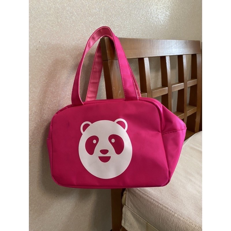 Foodpanda 熊貓 保溫袋/手提袋/冰霸杯