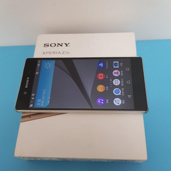 Sony Xperia Z3+  ~~零件機
