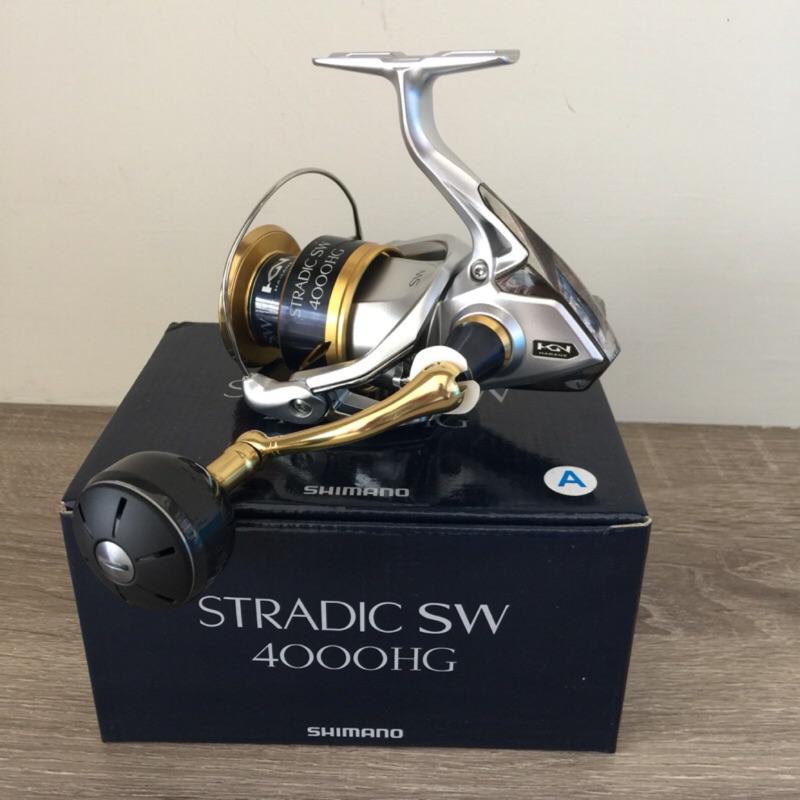 🔥【平昇釣具】🔥 SHIMANO 18款 STRADIC SW  5000 PG捲線器