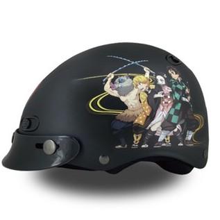 贈抗UV長鏡片 最新款 鬼滅之刃 安全帽 正版