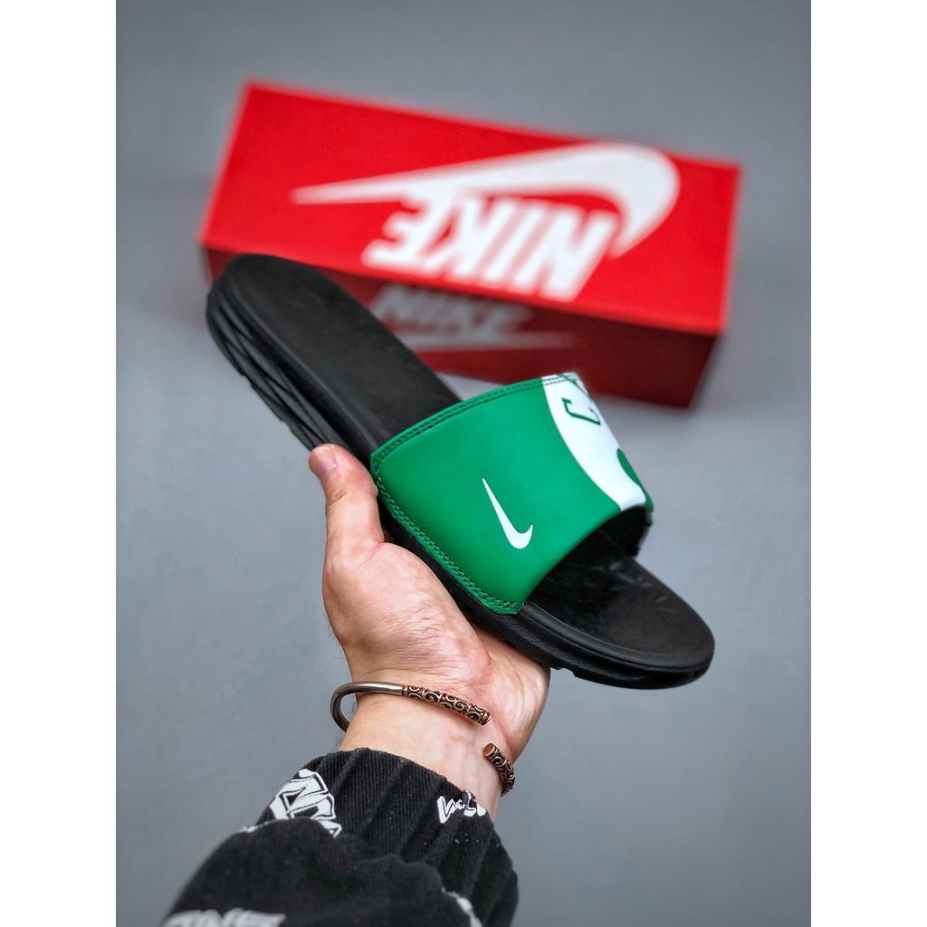 "SlideAirGrey拖鞋 ""沙灘卡姆登氣墊Max 系列 Anthracite/Volt/"" Nike  Camden"