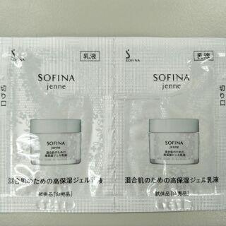 蘇菲娜 SOFINA 透美顏 混合肌適用 飽水控油雙效水凝乳液0.6gx2 宜蘭縣