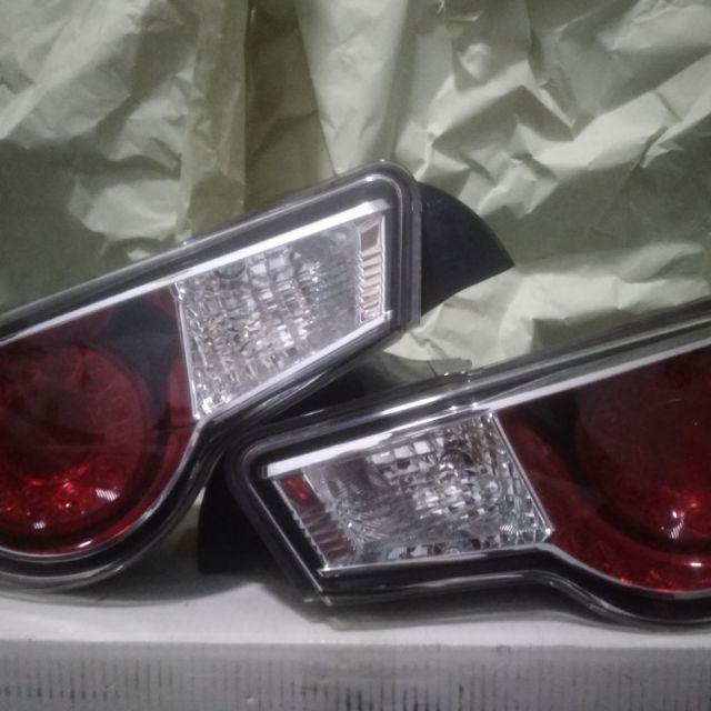 Toyota 86 原廠 尾燈組