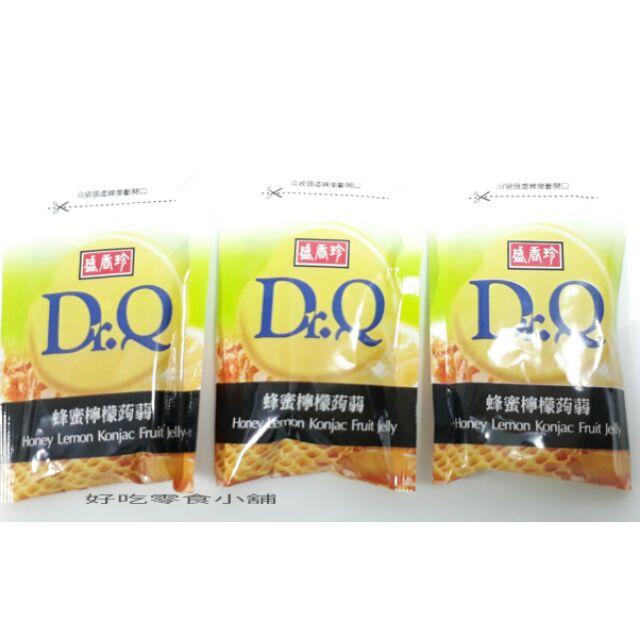 😘好吃零食小舖~盛香珍Dr.Q 蜂蜜檸檬蒟蒻果凍500g $79,1000g $150, 量販盒6kg $780