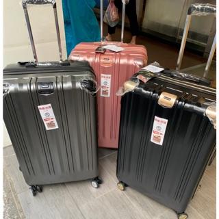 貓哥旅遊商城 防刮拉絲款 LETTI SGS耐摔檢驗合格 20吋 廉航登機箱 26吋 29吋 旅行箱 玫瑰金 行李箱 新北市