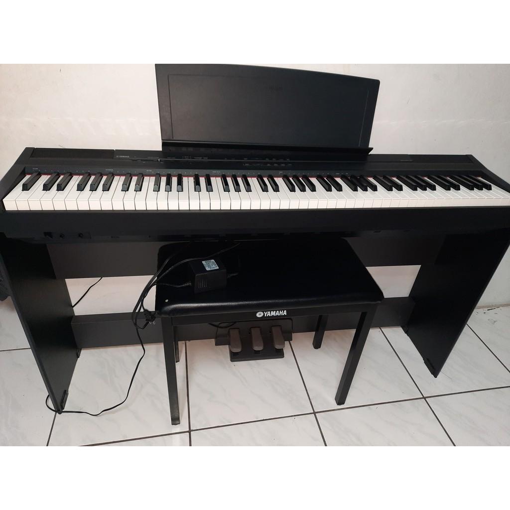 電鋼琴 YAMAHA P105 88鍵正規電鋼琴