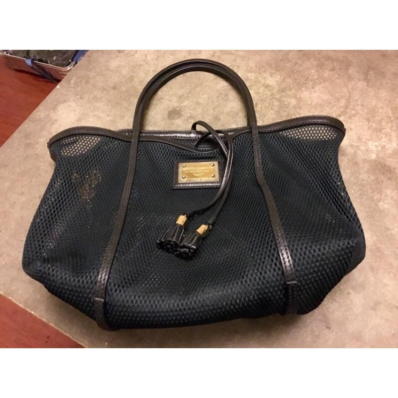 Dolce&Gabbana 休閒手提肩背包