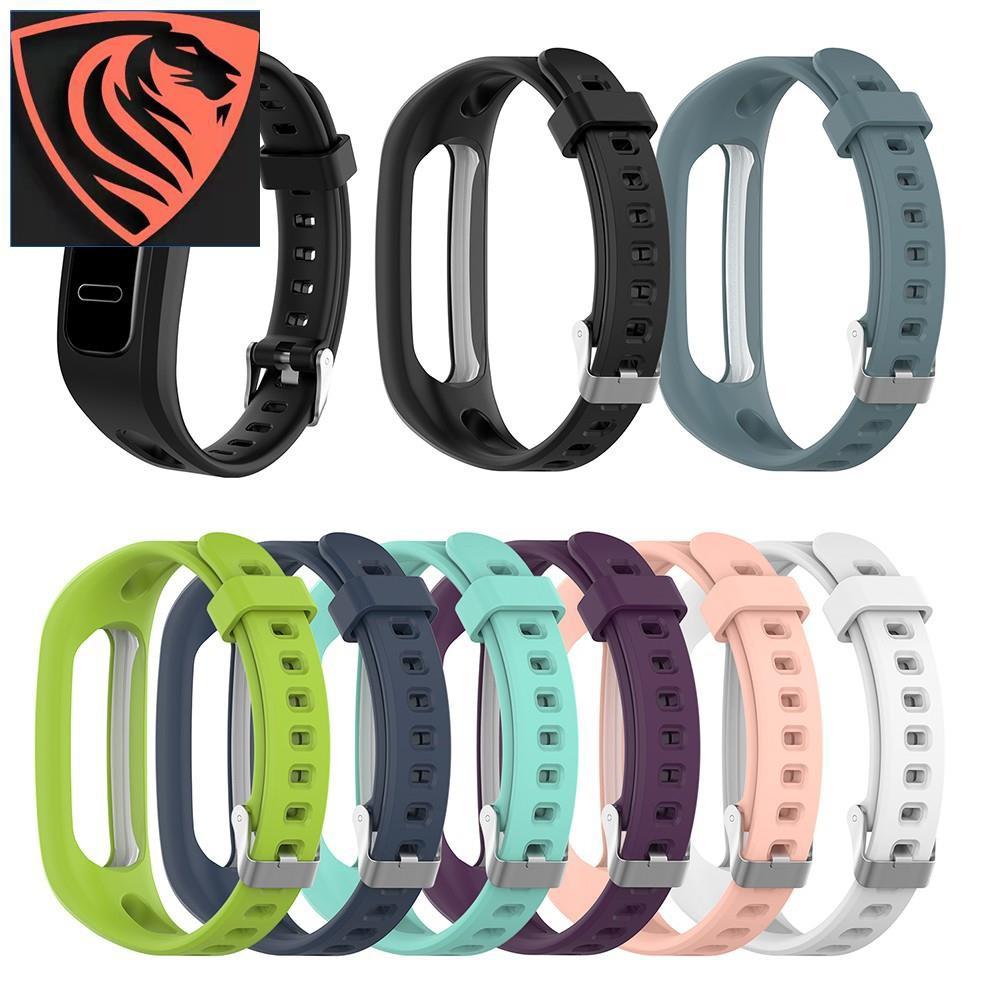 💎啥都有💎華為榮耀手環 4 running版 /手環band 3E矽膠錶帶 替換腕帶