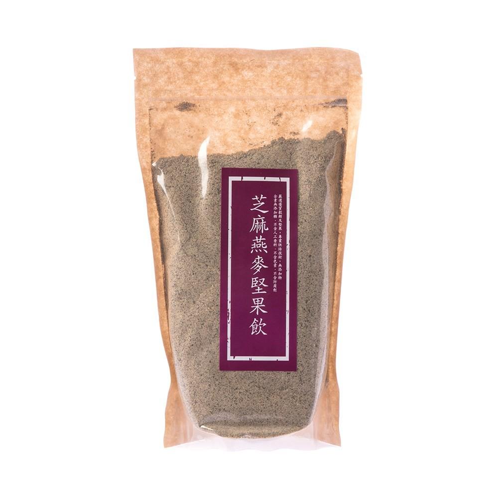 在地穀粉-芝麻燕麥堅果飲450g(源順製)