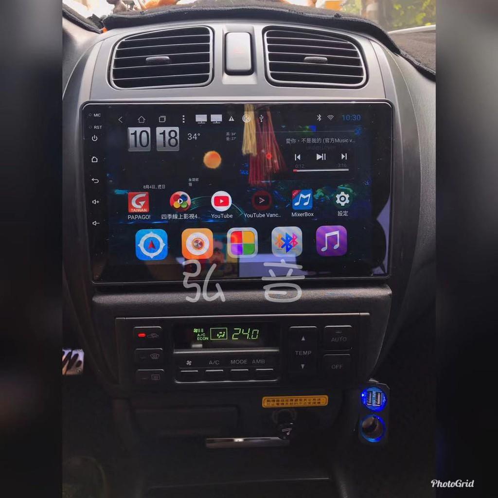 Mazda Premacy 323 Tierra Activa MAV Android 安卓版 電容多點觸控螢幕主機導航