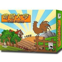 【FUN4桌遊】官方正版 農場大亨 新天鵝堡 繁中 繁體中文