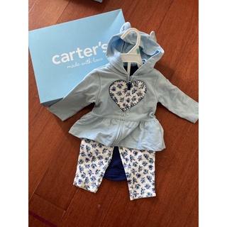 [全新]Carter's 6M女寶寶彌月禮盒 臺南市