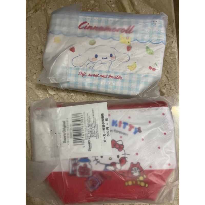 三麗鷗 hello kitty 正版零錢包 全新現貨 原價500日幣