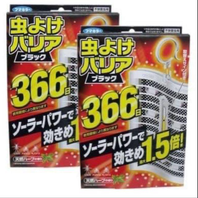 👑日本Finality超強長效1.5倍366日驅蟲防蚊掛片(現貨)👑