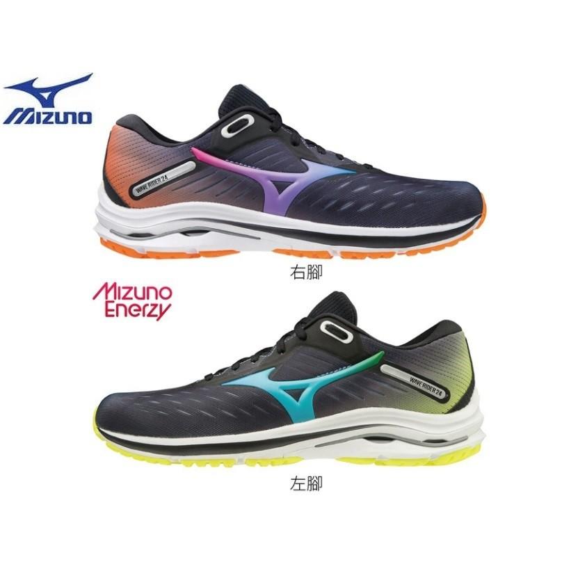MIZUNO 美津濃 WAVE RIDER 24 OSAKA 大阪馬紀念款慢跑鞋 跑步鞋 J1GC200818