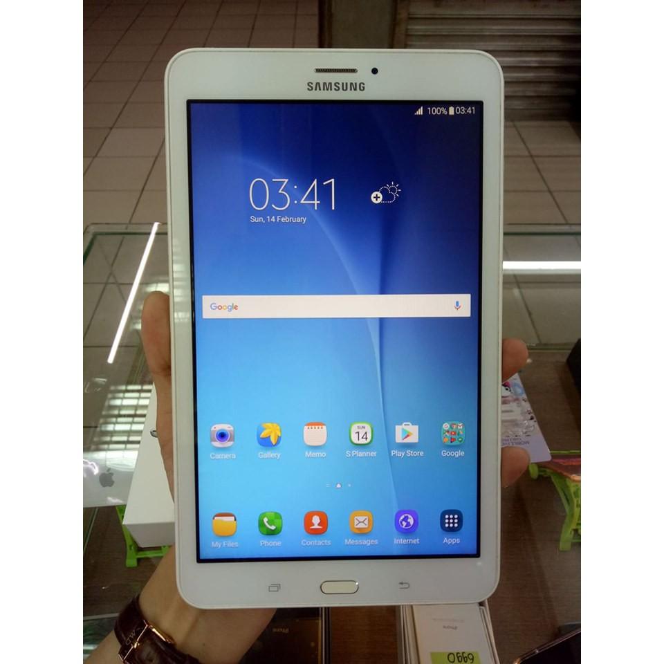 Samsung Tab E 90% new  16gb 9.6inch sim+wifi+ memory card