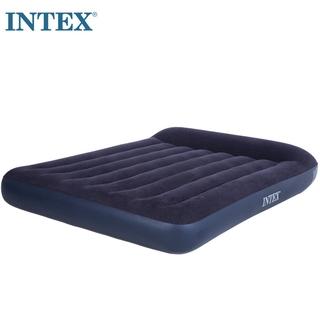 #夏日優選intex充氣床墊單人家用 氣墊床雙人汽墊加厚便攜自動折疊床沖氣床 桃園市