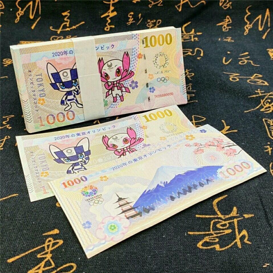 【現貨】❤日本東京奧運會吉祥物東京奧運會紀念品 miraitowa 娃娃卡通 2021