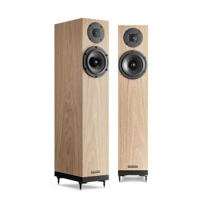 禾豐音響 新版 Spendor A2 落地喇叭 上瑞代理 英國製