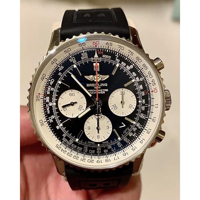 百年靈Breitling Navitimer Chronograph 01
