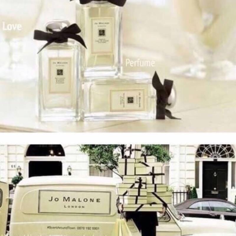 來自英國品牌JoMalone紅翻天的香水(100ml)