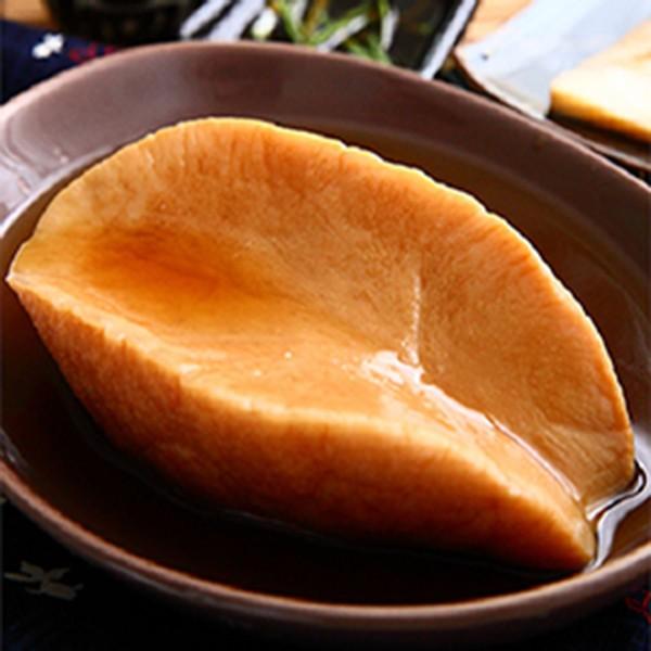 【米亞納水產】巨巨大墨西哥風味鮑魚 600g/包(1顆) (調味渦螺肉)