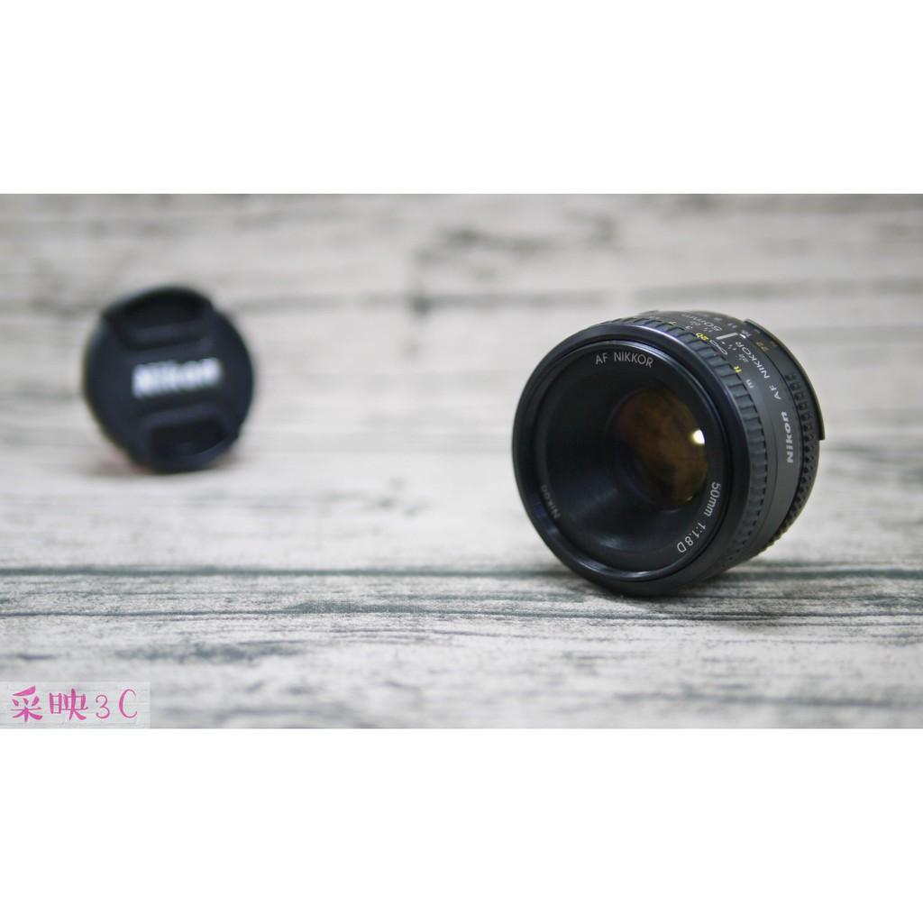 Nikon 50mm F1.8D 定焦鏡 N9630