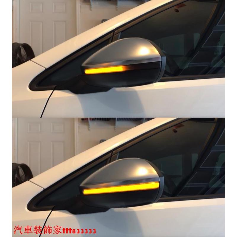 福斯 GOLF tiguan touran scirocco polo 後視鏡 後照鏡 照後鏡 流水燈 方向燈 轉向燈