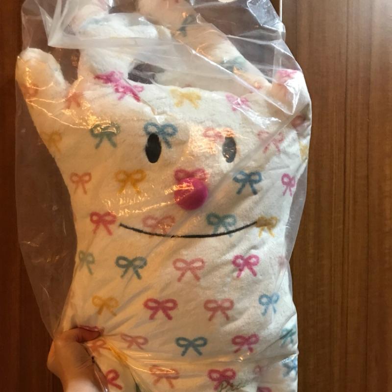 日本Craftholic 麋鹿大抱枕(L型約90公分)