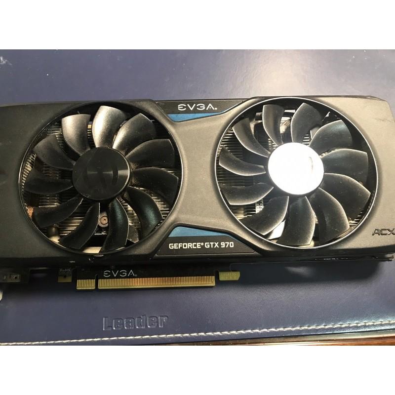 EVGA GTX970 4G (GTX950 GTX960 GTX980 參考)