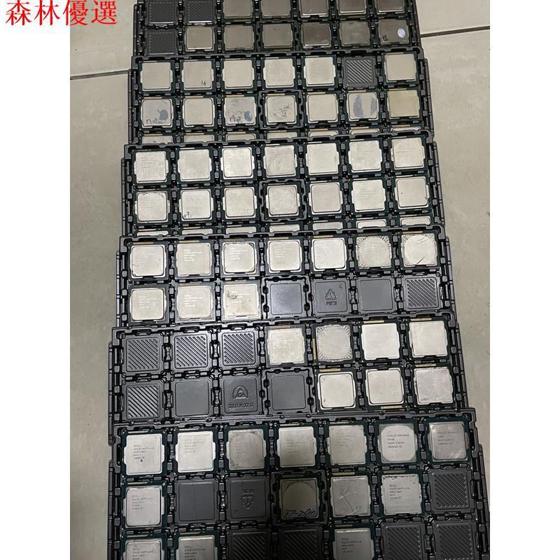 🌸台灣現貨免運🌸邊角有傷,不引響功能。i7-2600/3770/4770/G3930/G4400/I5-6500