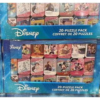 現貨 迪士尼鐵盒拼圖 可挑款 快速出貨 好市多 Costco 新北市