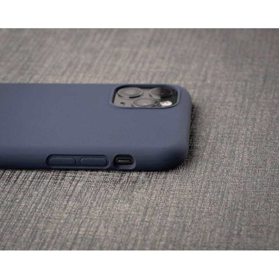 [iPhone 防摔殼]UNIU SI輕薄防摔防汙矽膠手機殼 IPHONE12系列 T2