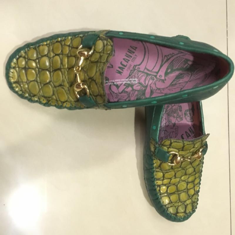Macanna麥坎納 義大利手工鞋