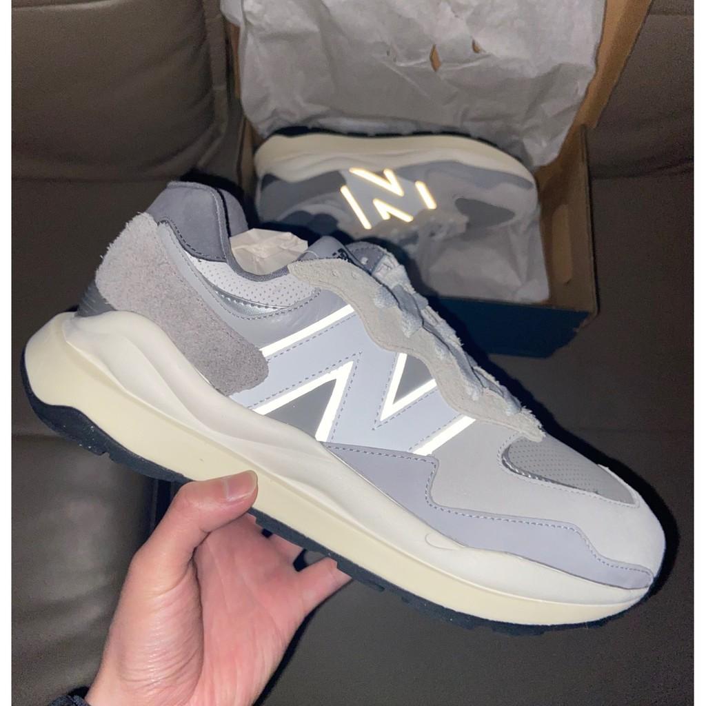 全新正品New Balance 5740系列 nb5740 灰白 元祖灰 厚底 增高 慢跑鞋 休閒鞋 M5740TA