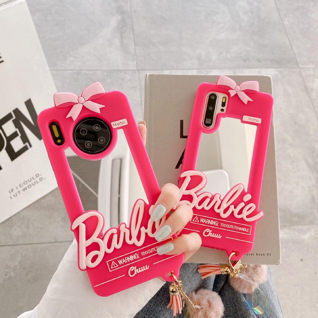熱賣三星 Note9 10 S9 S10 S20 Ultra Plus 掛繩軟矽膠橡膠閃粉手機殼