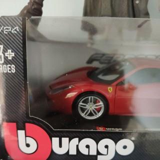 Burago 1/ 24 Ferrari 488GTB 桃園市