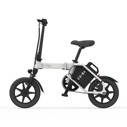 全人類網路購物--蜂鳥D1-lite超級電動自行車40km續航蜂鳥摺疊電動自行車代步車 超強續航(另有80與120公里)