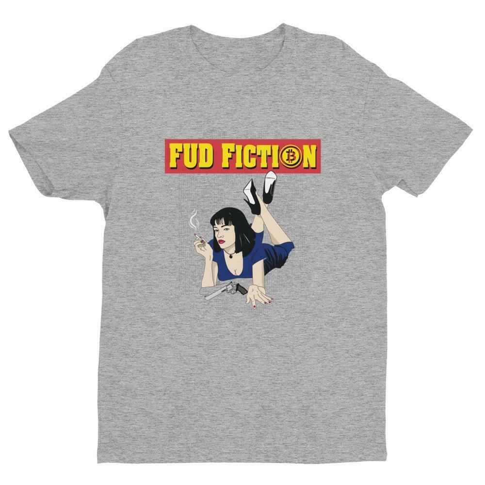 Fud Fiction Bitcoin 襯衫