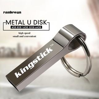 RB_USB 3.0迷你閃存驅動器記憶棒4GB 8GB 16GB 32GB 64GB便攜式U盤