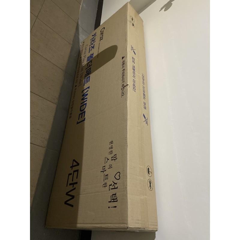 《全新現貨》caraz兒童遊戲地墊 灰白色大尺寸 140*200*4cm
