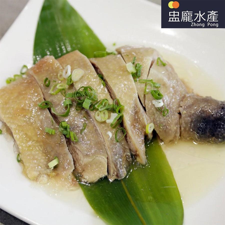 【盅龐水產】油雞腿(加蔥油包) - 淨重350g±5%/包