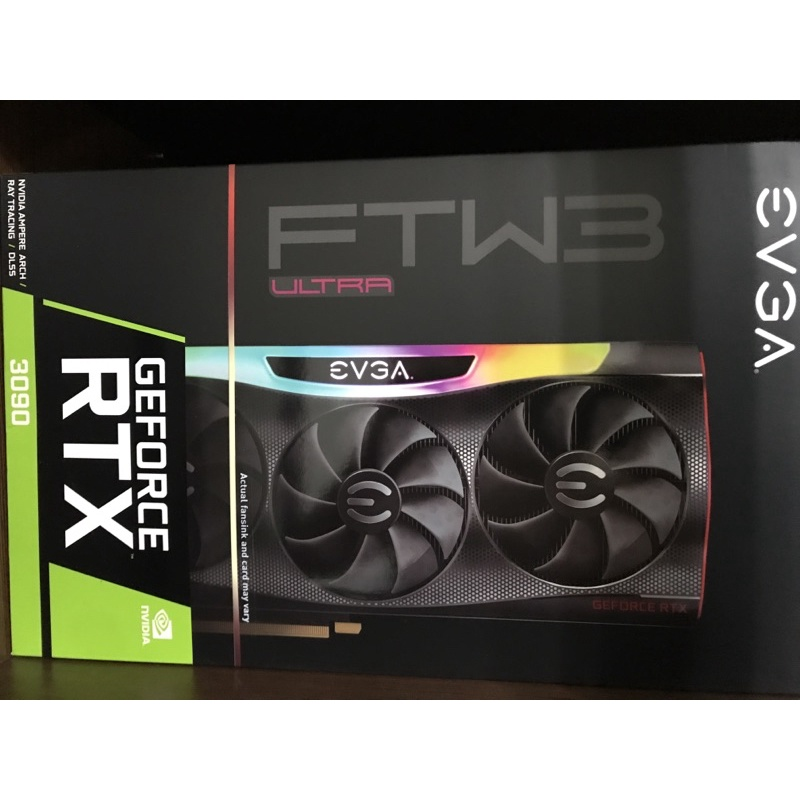 EVGA GeForce RTX 3090 FTW3 ULTRA GAMING 24G