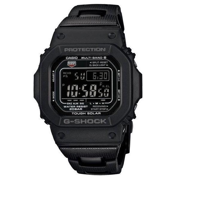 【KAPZZ】CASIO卡西歐G-SHOCK 絕波錶款 GW-M5610BC-1