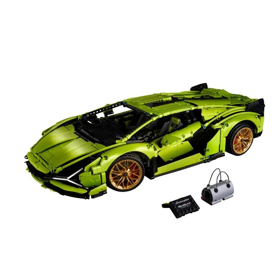 lego 42115 藍寶堅尼 Lamborghini Sián FKP 37
