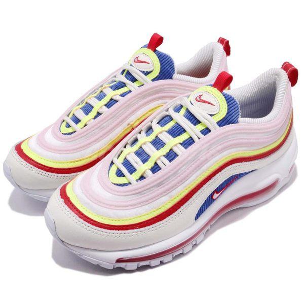Nike Air Max 97 SE 女鞋 粉色 螢光 繽紛 馬卡</p>                     </div>   <!--bof Product URL --> <!--eof Product URL --> <!--bof Quantity Discounts table --> <!--eof Quantity Discounts table --> </div>                        </dd> <dt class=