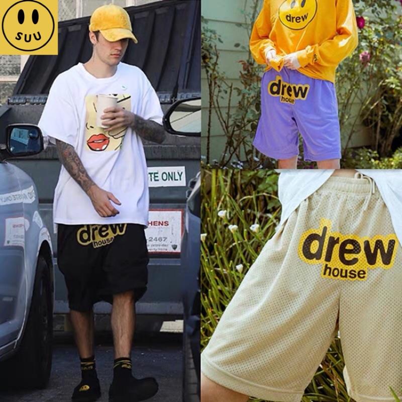 [Suu代購]DREW HOUSE Justin Bieber  運動休閒短褲