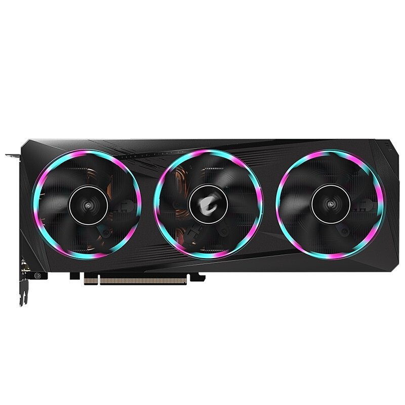 技嘉小雕 GIGABYTE AORUS GeForce RTX 3060 Ti ELITE 8G LHR競遊戲設計智能學