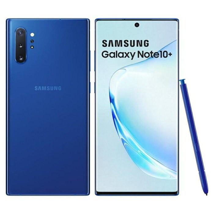 (512GB/7CA/45W快充/超聲波指紋辨識/無線電力分享)Samsung Galaxy Note10+美版單卡白色