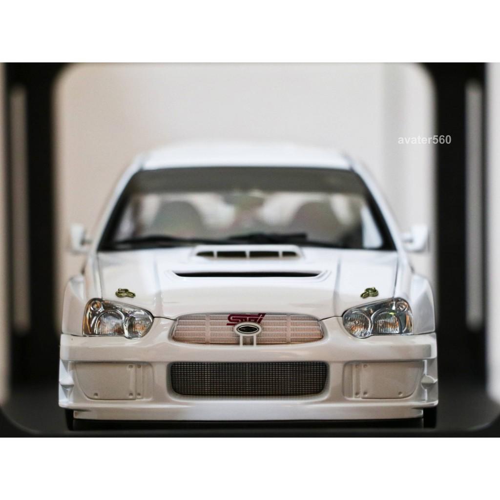 【AUTOart】1/18 SUBARU New Age Impreza WRC 2003 (Blue) #80392